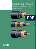 Catalogo de Cable Con Conductor 1250 y 1500 Kcmil