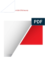 Fusion HCM OTBI Security Customization White Paper 11.1.1.8.0
