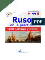 Ruso en La Pr†Ctica_1000 Palabras y Frases