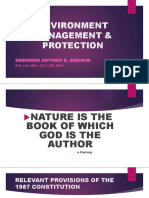 Environment Management Protection 022418