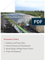 6. ICED OJK Overview of Biogas Power 160926 Bk Fin