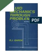Fluid mechanics by R.J Garde