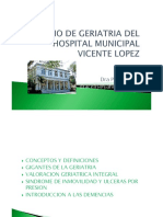 Geriatria PDF