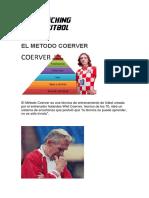 El Metodo Coerver Futbol