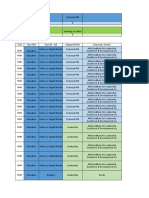 Plantilla Registro PDU MIK 2017