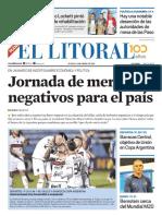 El Litoral Mañana 25-04-2019