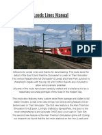 Leeds Lines Manual