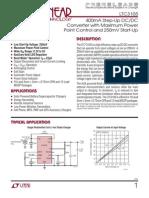 LTC3105 Datasheet
