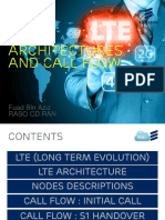 Architectures and CALL FLOW