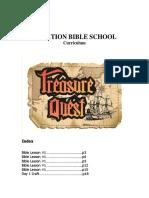 VBS Curriculum Treasure Quest