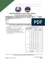 Matematik PPT K2 - Ting 4 - 2017