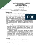 2c. Kak Audit Internal Ukp Rp Umum