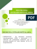 5 Neumonia Intrahospitalaria
