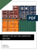Logistics GST
