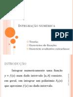11, integração numérica
