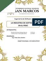 Ingeniería de Software 03-10-2018