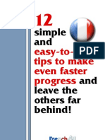 12 Ideas 2 Speak French