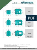 Boerger Abmessungen Dimensions FL 0614 06