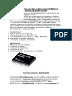 PDS Conversor 32 Bits