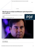 Bolsonaro VAI TOMAR IN THE RÊGO CORNO MANSO!!!!!