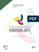 Tipologias SUDEBAN _(2011)