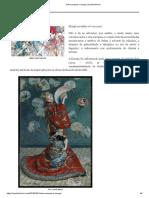 Arte europeia e mangá