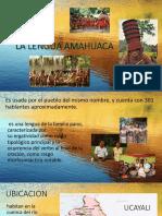 La Lengua Amahuaca