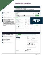 Common Data - Supplier Creation
