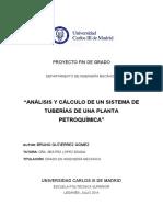 Calculos de Tuberia en planta Quimica.pdf