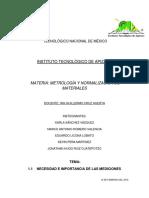 Necesidad e importancia de las Mediciones[.docx