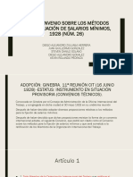 C026 -CONVENIO SOBRE LOS MÉTODOS PARA LA FIJACION DE SALARIO MINIMO..pptx
