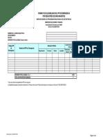 Directiva PIP Elegibilidad 09