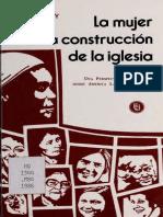 La mujer en la construccion de la iglesia - Pixley.pdf