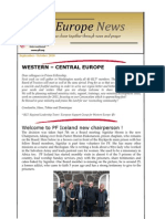 Pf Europe Newsletter October 2010