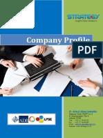 Company Profile Strategy 2018