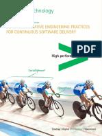 Accenture DevOps Service Offerings