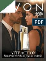 Folheto Avon Cosméticos - 10/2019