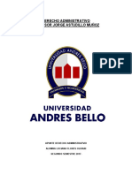 Apunte Derecho Administrativo Chileno