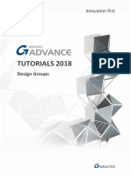 Tutorial Design Groups 2018 En