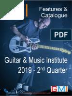 GMI - Guitar & Music Institute BROCHURE