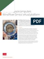 RAD750 Wind River Simics_datasheet_web