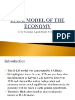Is-lm Model of the Economy 4
