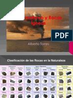 Presentación Magmatismo y Rocas Igneas