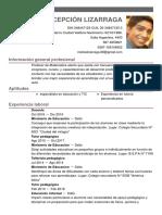 Matias Concepcion Lizarraga CV 1
