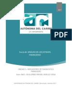 Unidad3.Ind DiagnosticoFinanciero