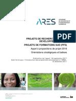 ARES CCD PRD PFS 2019 Orientations Strategiques Et Balises FR