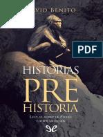 Benito del Olmo, David - Historias de la Prehistoria [48889] (r1.0).epub
