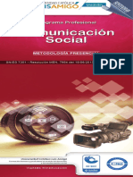 Comunicacion Social MED
