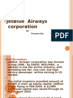 Jetblue's Case Study by p.rai87@Gmail