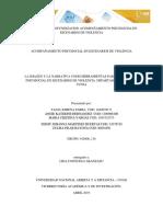 Diplomado de Profundizacion Acompañamiento Psicosocial en Escenarios de Violencia